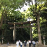 Meiji-jingu Shrine, the Shrine to get a clear vision in your life